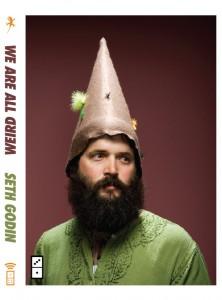 Dunce cap guy has a seriously long beard. That's pretty weird.